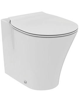 Ideal Standard Concept Air Aquablade Back-To-Wall WC Pan 550mm