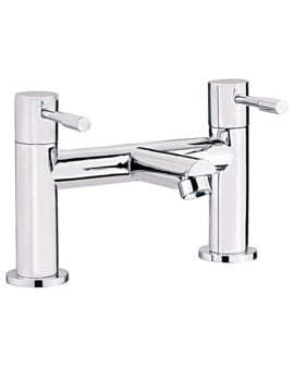Beo Prise Deck Mounted Bath Filler Tap