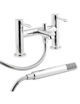 Beo Prise Bath Shower Mixer Tap With Kit