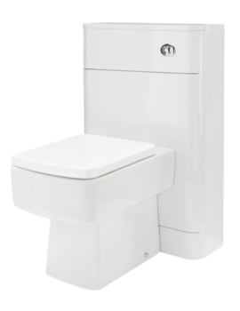 Beo 550mm Back-To-Wall WC Unit