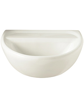 Twyford Sola Medical 500 x 400mm Washbasin