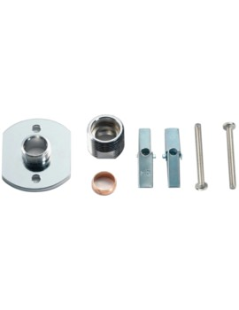 Pura Easy Fix Mounting Kit For Exposed Thermo Bar Shower Valve