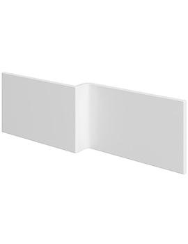 Pura SQR Shower Bath Front Panel