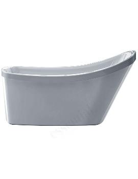 Essential Lewisham Single Ended Freestanding Sleeper Bath 1550 x 810mm