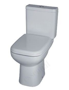 Essential Violet Close Coupled WC Set