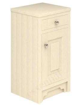 Essential Hampshire 1 Door Mussel Ash Floor Standing Storage Unit 440mm