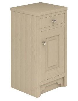 Essential Hampshire Stone Grey Floor Standing Storage Unit 440mm