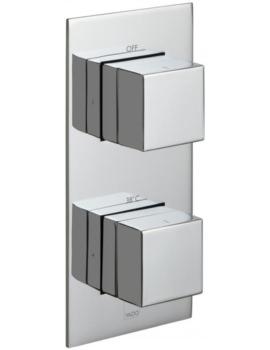 Vado Tablet Notion 1 Outlet Thermostatic Shower Valve