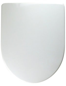 Twyford 3D Toilet Seat And Cover With Soft Closing Mechanism