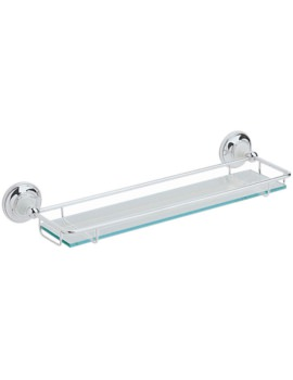 Heritage Clifton Glass Shelf