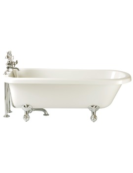 Heritage Perth freestanding Roll Top 1650 x 720mm Bath