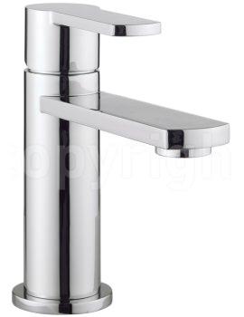 Crosswater Wisp Monobloc Basin Mixer Tap Chrome