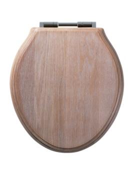 Roper Rhodes Greenwich Limed Oak Solid Wood Toilet Seat