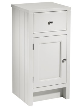 Roper Rhodes Hampton 400mm Chalk White Storage Unit