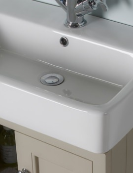Roper Rhodes Hampton 420mm Cloakroom Countertop Basin