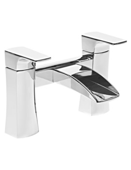 Roper Rhodes Sign 230mm Deck Mounted Bath Filler Tap