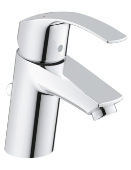Grohe Eurosmart Half Inch Basin Mixer Tap With Pop Up Waste