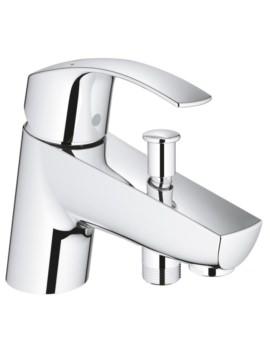 Grohe Eurosmart Half Inch Bath Shower Mixer Single Lever Tap Chrome