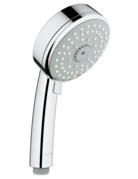 Grohe New Tempesta Cosmopolitan 100 Hand Shower With 4 Spray Pattern