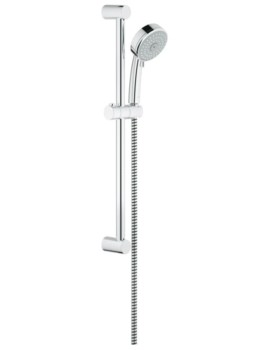 Grohe New Tempesta Cosmopolitan 100 Shower Rail Set With 3 Spray Pattern