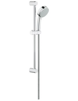 Grohe New Tempesta Cosmopolitan 100 Shower Rail Set With 2 Spray Pattern
