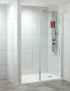 Phoenix Techno Recessed Shower Enclosure 1400 x 900mm Pack 3