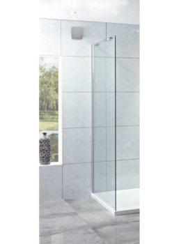 Phoenix Techno Walk In 8mm Side Glass Panel 800mm
