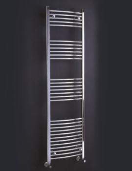 Phoenix Gina Curved Designer Towel Rail 600mm x 1200mm