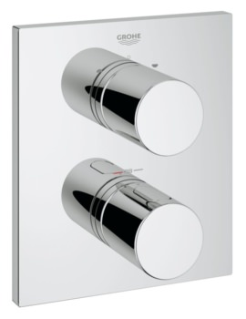 Grohe Grohtherm 3000 Cosmopolitan Thermostat Valve With 2-Way Diverter