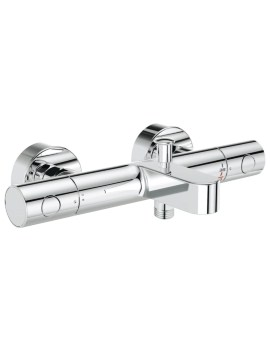 Grohe Grohtherm 1000 Cosmopolitan M Chrome Bath Shower Mixer Tap