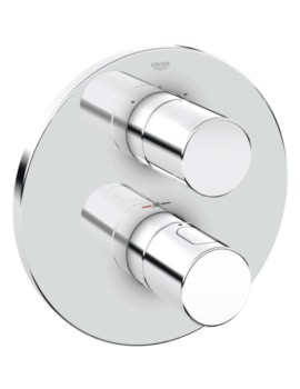 Grohe Grohtherm 3000 Cosmopolitan Thermostat Valve Trim