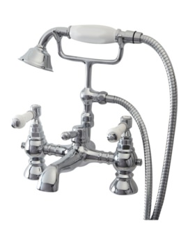 Phoenix YO Series Bath Shower Mixer Tap Chrome