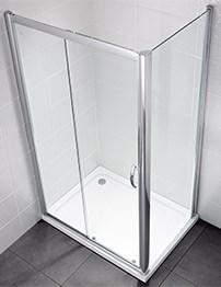April Identiti2 1200mm Sliding Shower Door