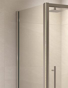 April Prestige 900 x 1900mm Side Panel For Shower Enclosure
