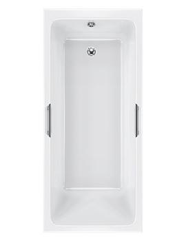 Carron Quantum Integra 5mm Acrylic 1700 x 750mm Single Ended Bath