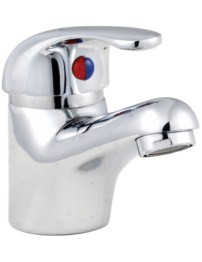 Lauren D-Type Mono Basin Mixer Tap Without Waste