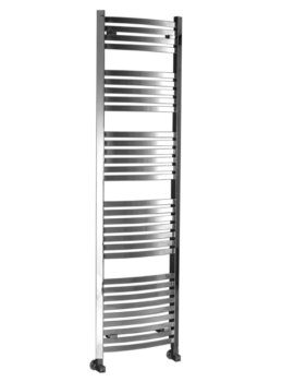 Phoenix Rochelle 500 x 1200mm Curved Pre Filled Electric Radiator