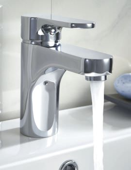 Phoenix JZ Series Mono Basin Mixer Tap With Klik Klak Waste