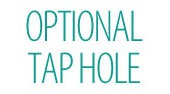 2 Tap Hole Basin