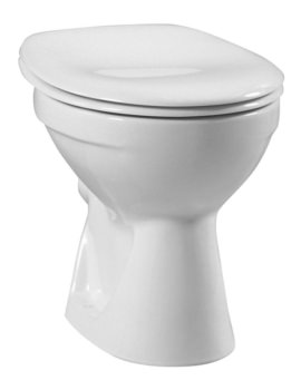 Vitra 360 x 395mm Low Level Toilet