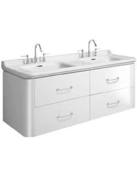 Bauhaus Waldorf 1500mm Basin Unit With 4 Handles