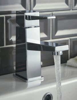 Phoenix PD Series Mono Basin Mixer Tap With Klik Klak Waste