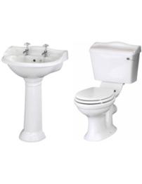 Lauren Ryther Basin And Toilet Set