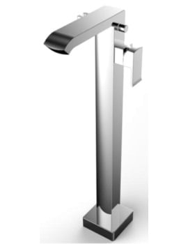 Bristan Descent Floor Standing Bath Shower Mixer Tap