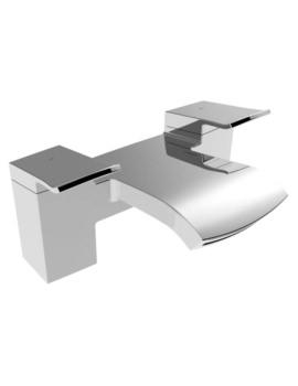 Bristan Descent Deck Mounted Bath Filler Tap