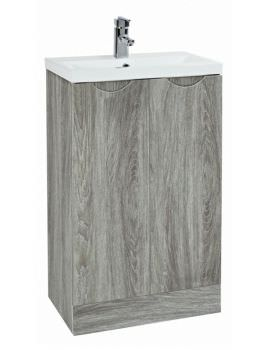 Phoenix Amari 880mm High Vanity Unit With Basin