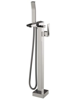 Bristan Ebony Floor Standing Bath Shower Mixer Tap