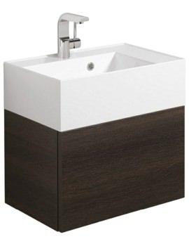 Bauhaus Elite 500mm Single Drawer Basin Unit