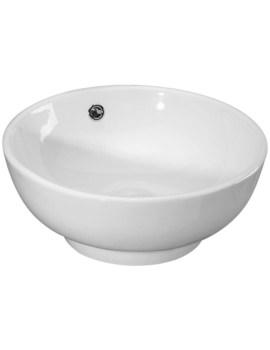 Premier 420mm Round Vessel Basin