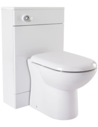 Lauren Mayford 500 x 300mm Back-To-Wall WC Furniture Unit